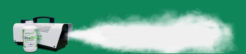 Bactakleen fertőtlenítő gép